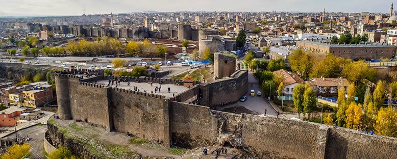 Kent Manzarası - Diyarbakır