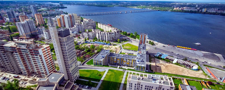 Kent Manzarası - Dnipropetrovsk