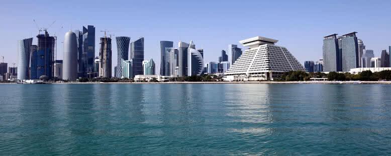Kent Manzarası - Doha