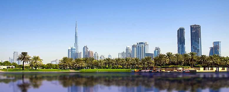 Kent Manzarası - Dubai