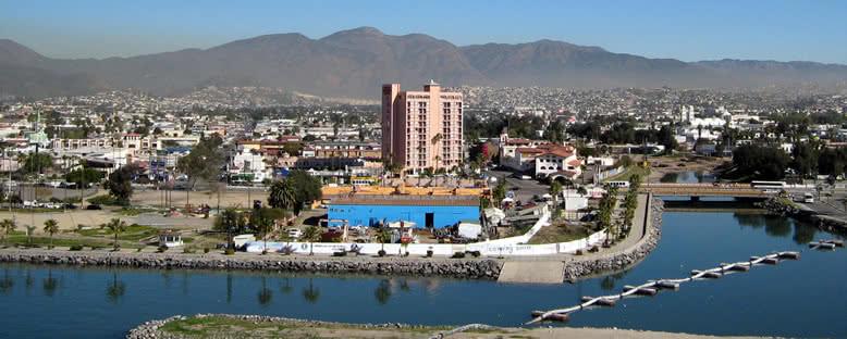 Kent Manzarası - Ensenada