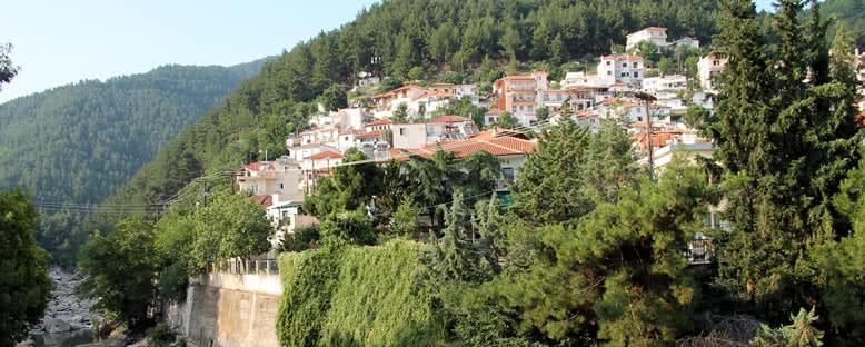 Kent Manzarası - İskeçe