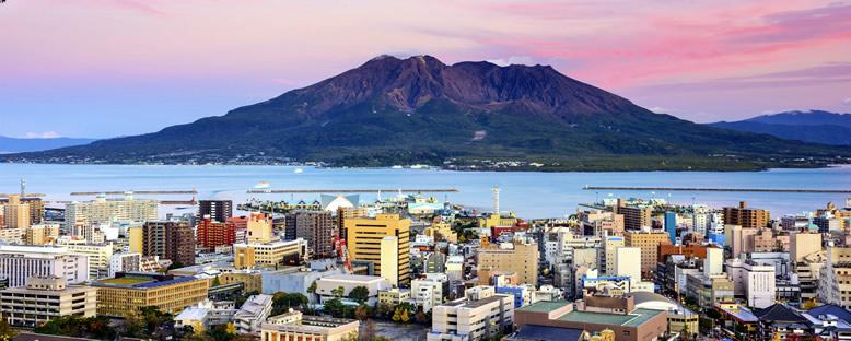 Kent Manzarası - Kagoshima