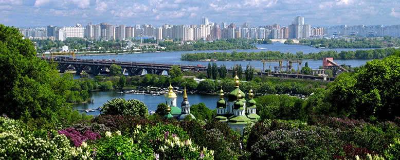 Kent Manzarası - Kiev