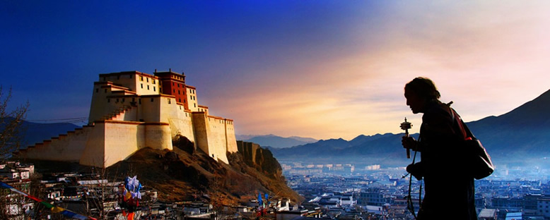 Kent Manzarası - Lhasa