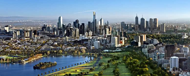 Kent Manzarası - Melbourne