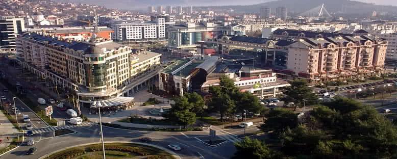 Kent Manzarası - Podgorica