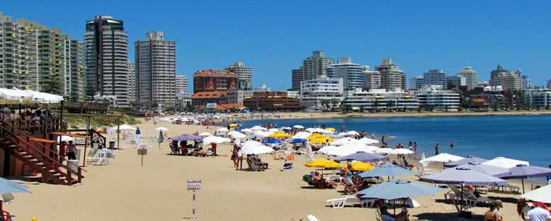 Kent Manzarası - Punta del Este