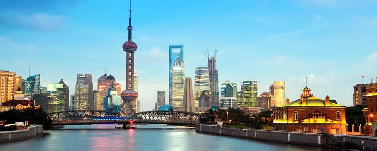 Kent Manzarası - Şangay