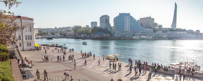 Kent Manzarası - Sivastopol