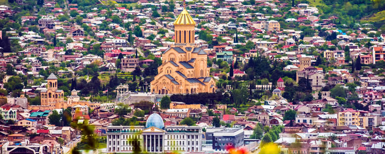 Kent Manzarası - Tiflis