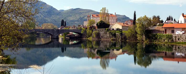 Kent Manzarası - Trebinje
