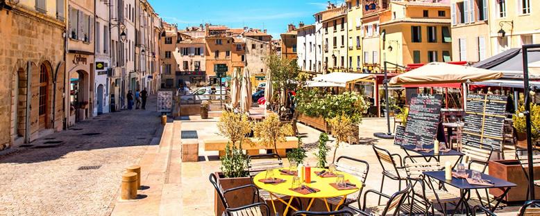 Kent Merkezi - Aix-En-Provence