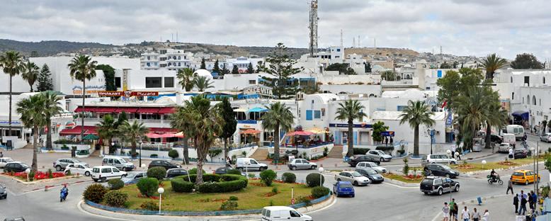 Kent Merkezi - Hammamet