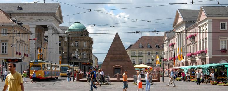 Kent Merkezi - Karlsruhe