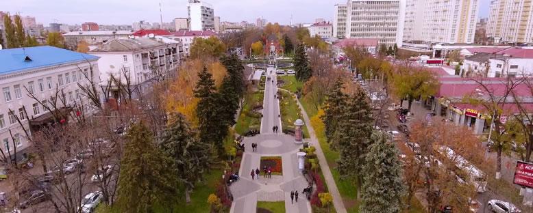 Kent Merkezi - Krasnodar