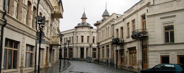 Kent Merkezi - Kutaisi