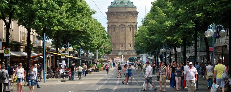 Kent Merkezi - Mannheim
