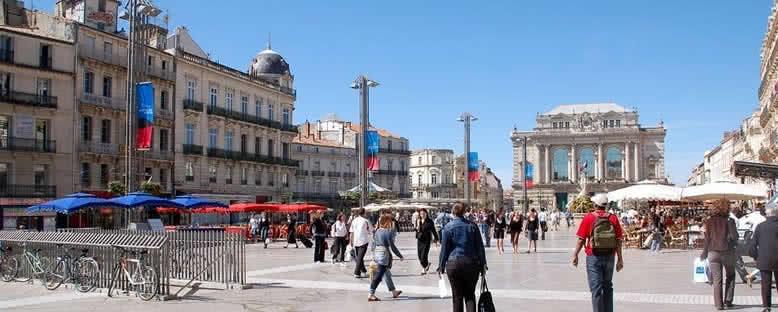 Kent Merkezi - Montpellier