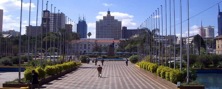 Kent Merkezi - Nairobi