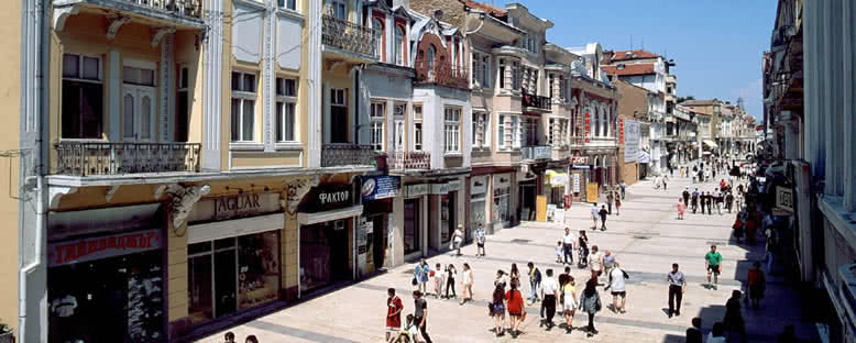 Kent Merkezi - Plovdiv