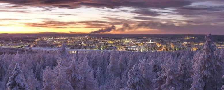 Kent Merkezi - Rovaniemi