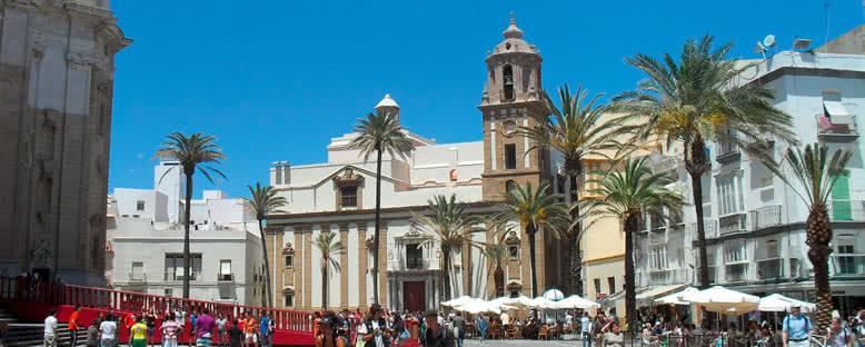 Kent Meydanı - Cadiz