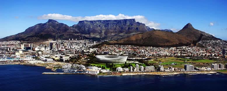 Kent Panoraması - Cape Town