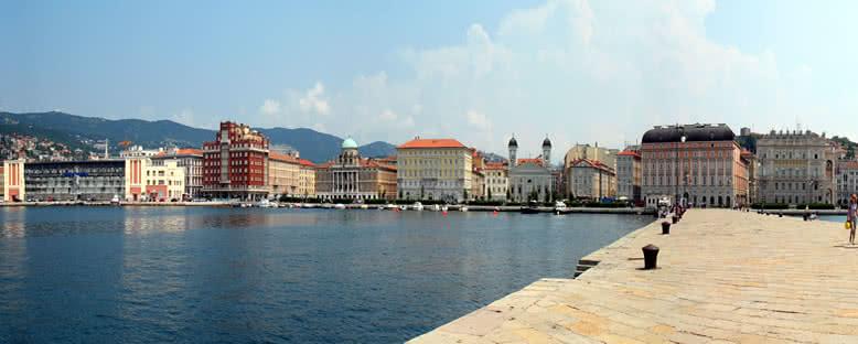 Kent Panoraması - Trieste