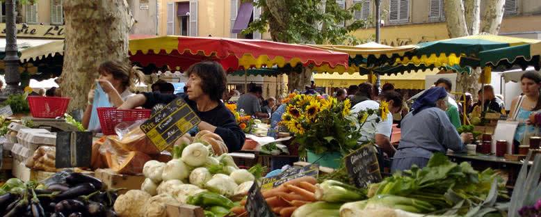 Kent Pazarı - Aix En Provence