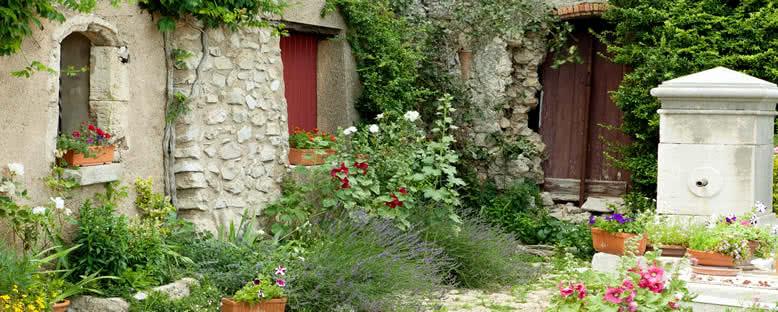 Kent Sokakları - Aix en Provence
