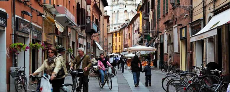 Kent Sokakları - Ferrara