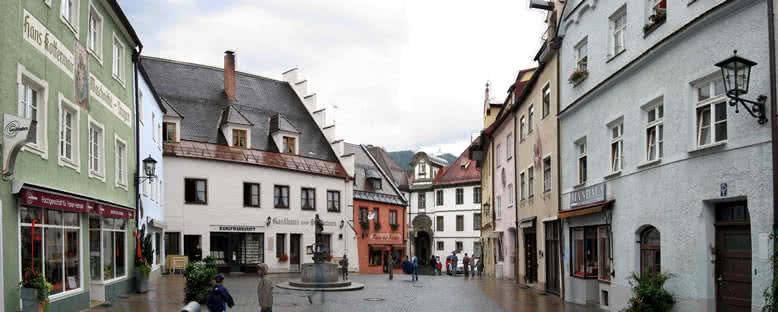 Kent Sokakları - Füssen