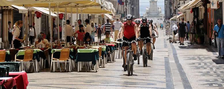 Kent Sokakları - Lizbon