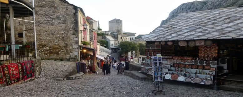 Kent Sokakları - Mostar