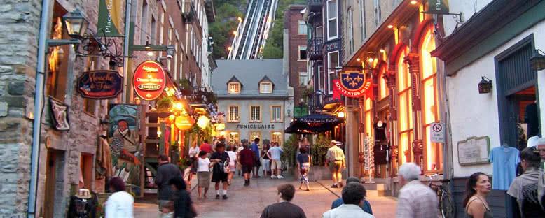 Kent Sokakları - Quebec