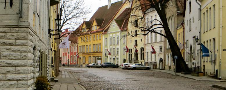 Kent Sokakları - Tallinn