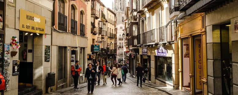 Kent Sokakları - Toledo