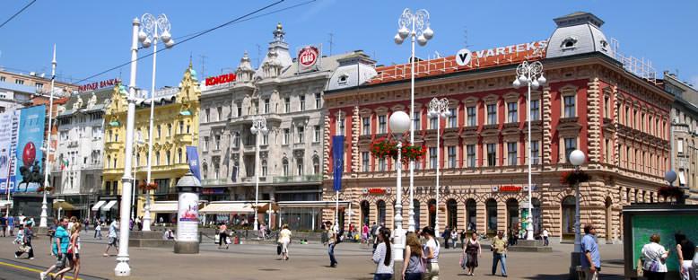 Kent Sokakları - Zagreb