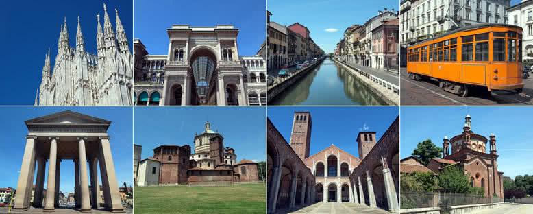 Kentteki Eserler - Milano
