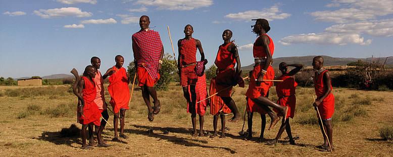 Masai Kabilesi - Masai Mara