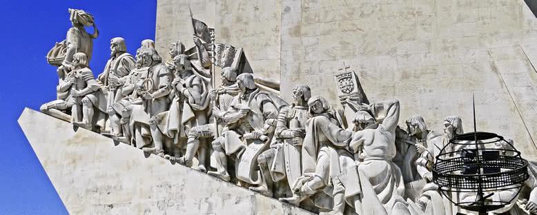 Keşifler Anıtı Detayı - Lizbon
