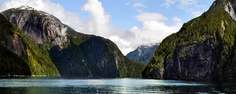 Ketchikan Limanı Girişi - Alaska