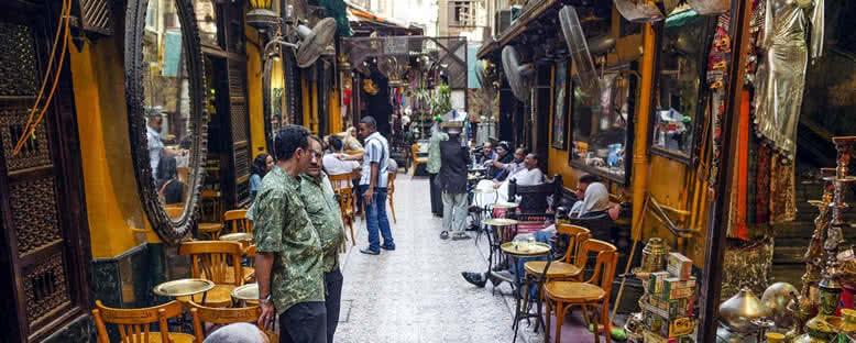 Khan El Halil Çarşısı - Kahire