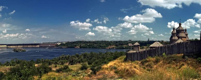 Khortitsa Adası - Zaporijya