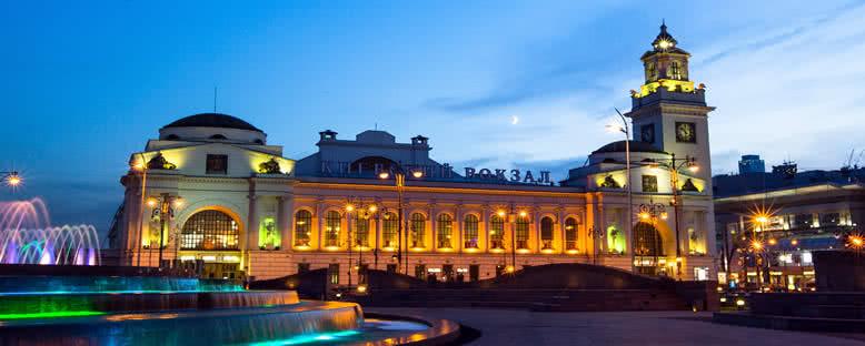 Kievski İstasyonu - Moskova