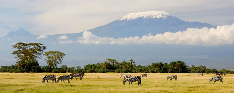 Kilimanjaro Daği - Tanzanya