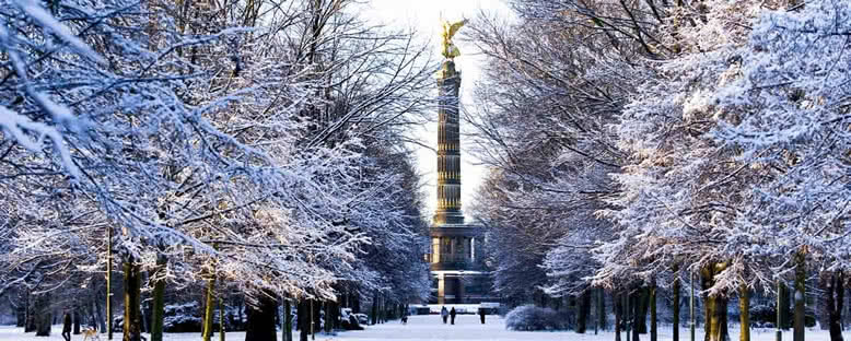 Kış Manzarası - Berlin