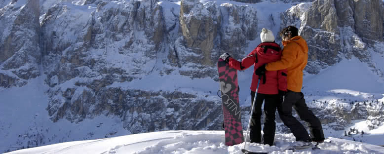 Kış Romantizmi - Cortina d'Ampezzo