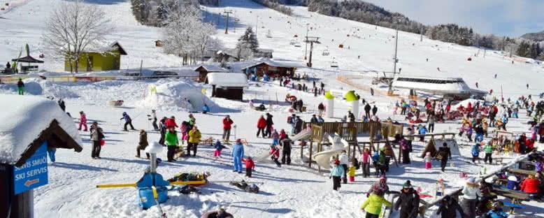 Kış Tatili - Kranjska Gora